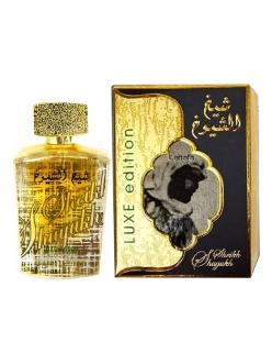 Арабские духи Sheikh Al Shuyukh Luxe / Шейх Аль Шуюх Люкс Lattafa спрей