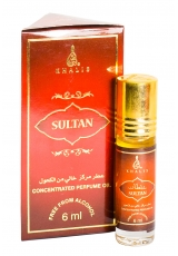 Пробник масляные духи Sultan Khalis Perfumes 1 мл.