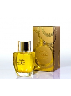Арабские духи Moattar Dhahab Junaid Perfumes спрей с блестками