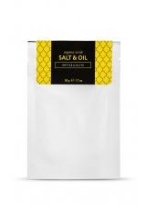 Аргановый скраб солевой антицеллюлитный Huilargan 50 гр.