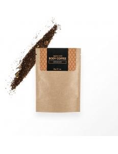 Аргановый скраб кофейный шоколад Huilargan 30 гр.