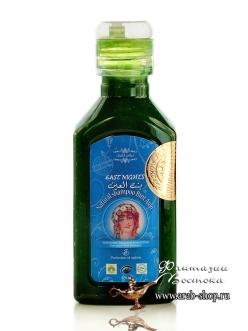 Оливковый шампунь-эмульсия мелисы лечебной  и амарантом Bint Aien «дочь моих глаз» East Nights