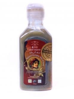 Шампунь энергетический с имбирем и жиром кобры Bint Al Raml «Дочь песчаной дюны» East Nights