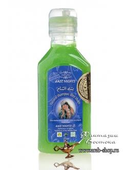 Лечебный шампунь с ладаном и миррой для питания и укрепления корней волос BINT SHAM «Дочь Дамаска»