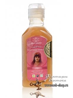 Шампунь c иранским медом и забрусом против выпадения BINT MANSUR «Дочь победителя»