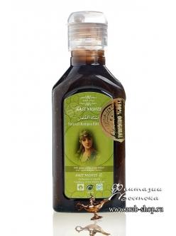 Натуральный шампунь тонизирующий с маслом зеленого кофе BINT KAMAR «Дочь луноликой»