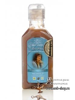 Шампунь c амброй и бальзамами Гурьюн и Перу для объема волос BINT ZAMALKI «Дочь рода Замалки»