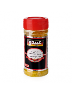 Карри сладкий / Mild Curry Spices ABIDO Ливан 50 гр.