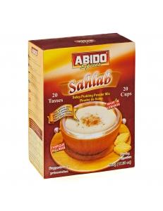 Молочный мусс Sahlab (Сахляб) 500 гр. ABIDO Ливан